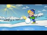 Профессор Почемушкин - Почему снег белый (46 серия)