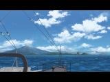 Старшая школа ВМФ: Морские русалки / High School Fleet 12 серия (Oni, Oriko, Esther, LonelyDragon)