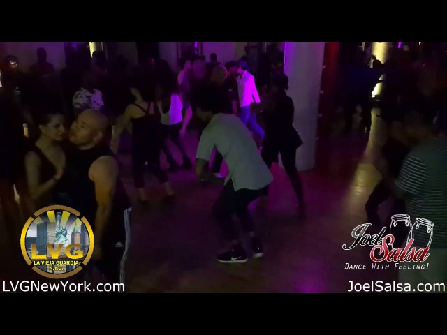 Les Twins LAURENT at LVG Salsa Social in NYC