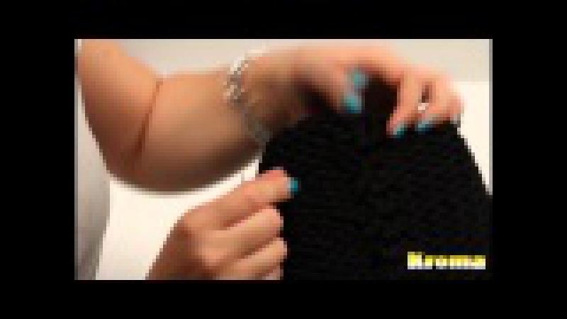 KROMA инструкция по изготовлению вязаной сумки