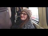 Артисты Театра мюзикла устроили флешмоб в метро