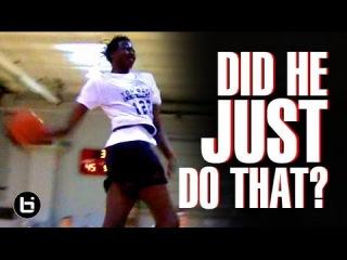 6'10 Bol Bol Plays Like a Guard & Throws Down INSANE Dunks! FULL Highlights from Top Rank Showcase!
