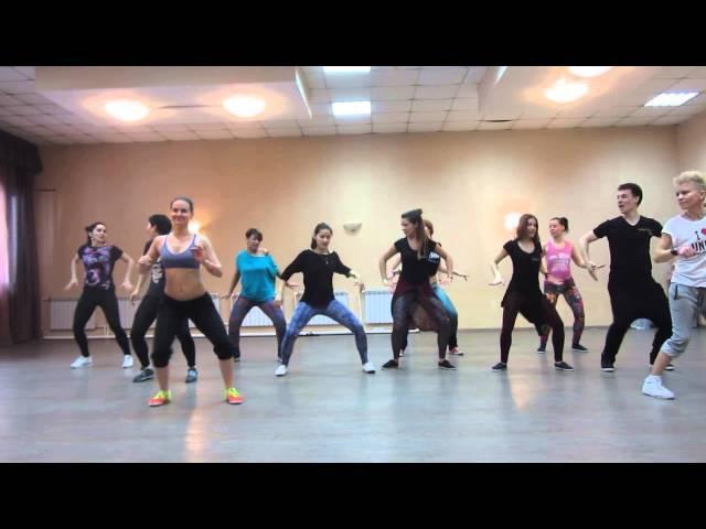 Кизомба-Нашествие 2016 - Киселева Afro-House - 1