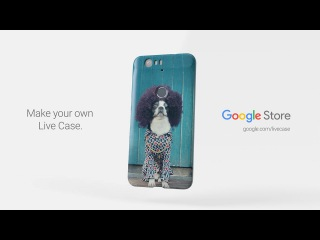 Google: Make your own Live Case