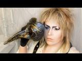 Halloween Makeup Tutorial Jareth the Goblin King