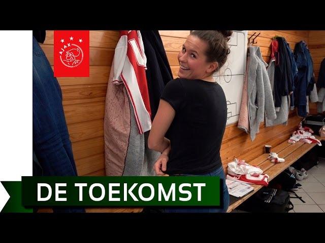 De Toekomst Vlog 4: De meiden van Ajax