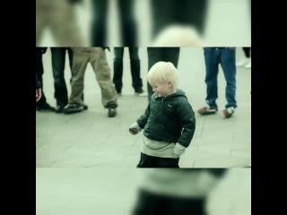 Кристиан Эриксен заставил плакать маленького мальчика