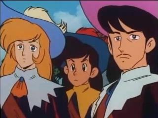 Anime Sanjushi - 15/The Three Musketeers/Три Мушкетера (Русские субтитры)