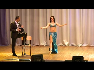 Yana Soklakova & Orhan Ismail Tabla improvisation 1675