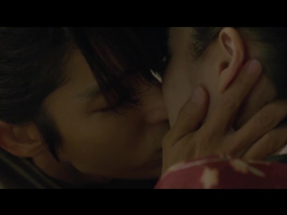 Алые сердца: Корё / Scarlet Heart: Ryeo (первый поцелуй Со и Су)