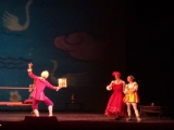 Учитель танцев Матрена и Марфуша