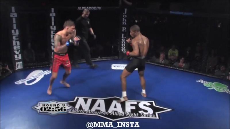 Jerrell Hodge vs Cody Garbrandt | vk.comnice_ufc