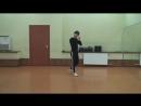 9-Уроки Лезгинки от Аскера часть 9 (комбинация 3-я)
