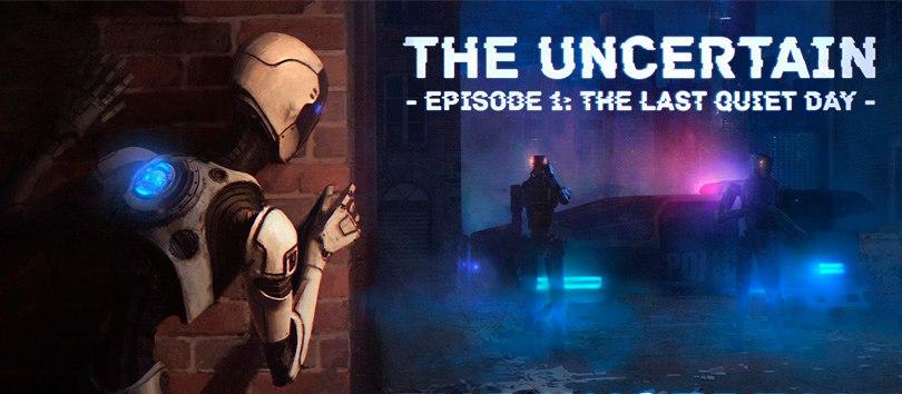 The Uncertain - игра от группы инди-разработчиков с России