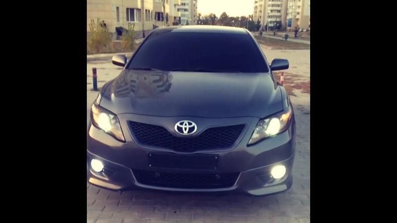 Toyota Camry 40 СГУ KZ