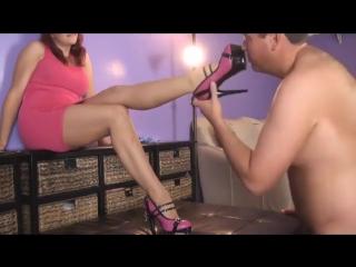 Sarah blake - tease my chastity slave