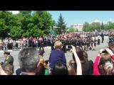 1 БТГр 65349 в/ч Торжественный марш @ площадь г. Валуйки