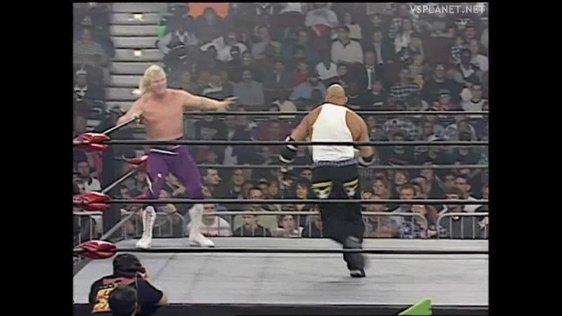 Konnan vs Bobby Eaton, WCW Monday Nitro 10.02.1997