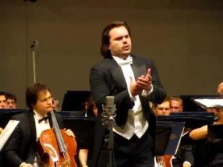 Василий Ладюк - Il trovatore - Tutto è deserto...Il balen del suo sorriso