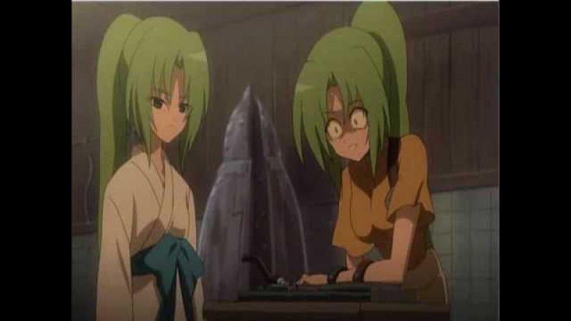 Higurashi Kai Visual Novel BGM - Shukusai (Festivals)