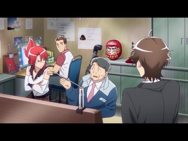 Plastic Memories Серия 1 Первый партнёр AniDub