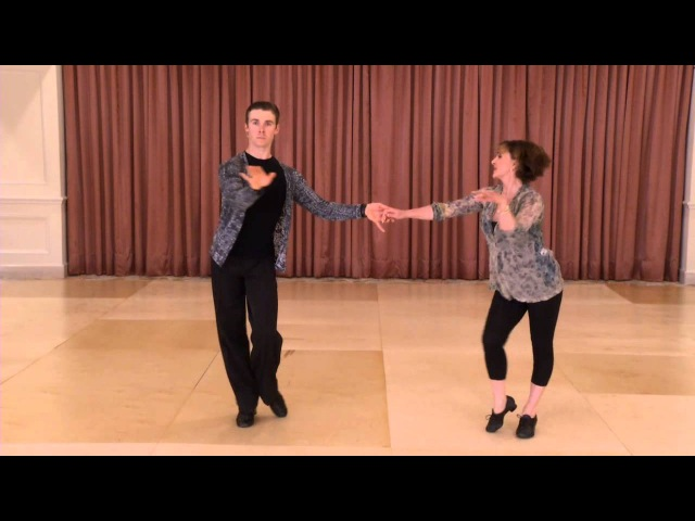 International Latin Samba Technique by Shirley Ballas