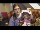 Toy Review: Club Chic Pippa the blogger ASMR