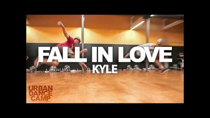 Don't Wanna Fall In Love - Kyle / Carlo Darang Chris Martin Choreography / URBAN DANCE CAMP