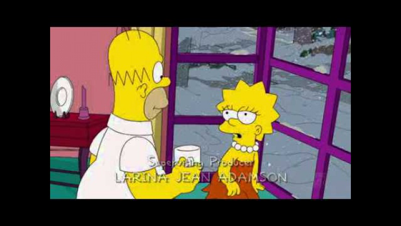 D. Tramp .. oh wait!...Homer Simpson on global warming
