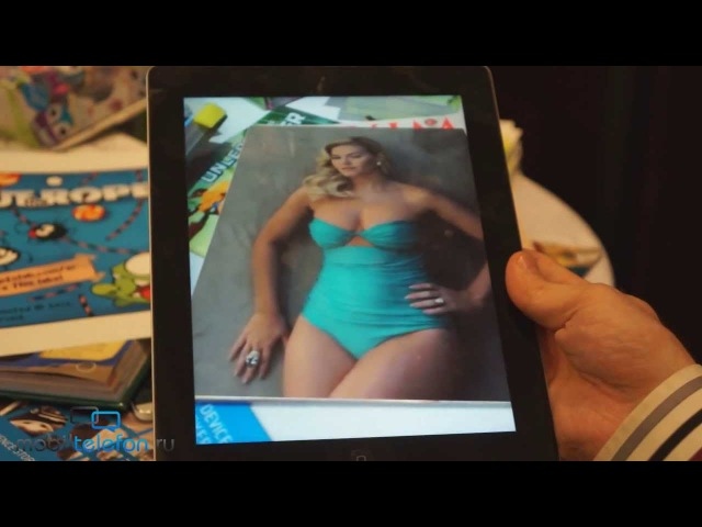 IQ 2013 дополненная реальность Vuforia, планшет на Snapdragon 800, AllJoyn
