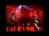 Christina Aguilera Ft Dr John - Merry Christmas Baby Live - (2001)