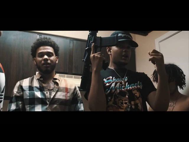 ALMXGHTY x SMOKEPURPP - MUDDY starring Lil Pump (Official Music Video)
