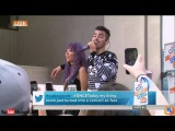 DNCE - Toothbrush  LIVE Today Show 2016 August 26