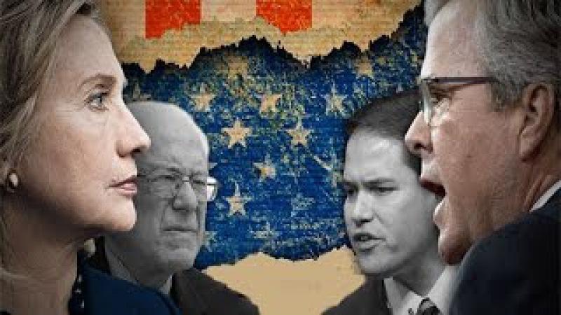 Россия. Взгляд в будущее! Как повлияют грядущие выборы в США на нашу жизнь? СЕКРЕТНОЕ 15.08.2016
