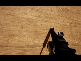 UE4 - Weapon collision vs world