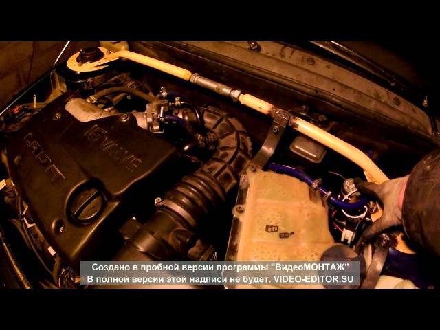 Модернизация системы отопления ВАЗ 2112