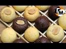 Японское печенье за 10 минут   Печенье без муки и глютена -- Голодный Мужчина, Выпуск 114