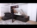 Tango Двуспальная кровать-трансформер от CLEI