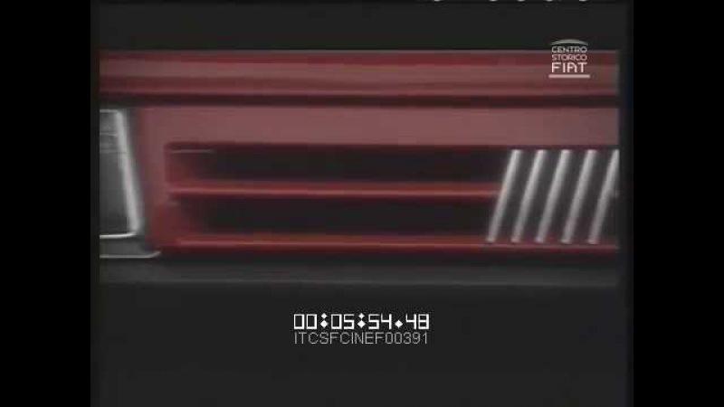 FIAT Uno (Nuova Uno - schede tecniche) \ 1989 \ ita (L) - sfx (R) V-