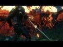 Ведьмак 3 Дикая охота — трейлер «Ярость и сталь»