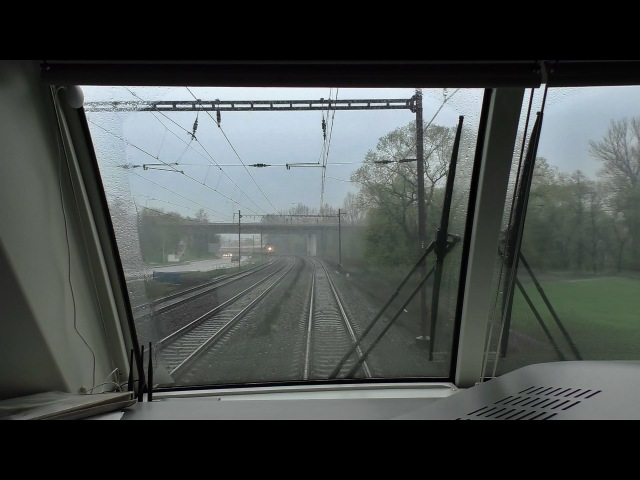 Vectron cabview Český Těšín - Havířov (CZ)