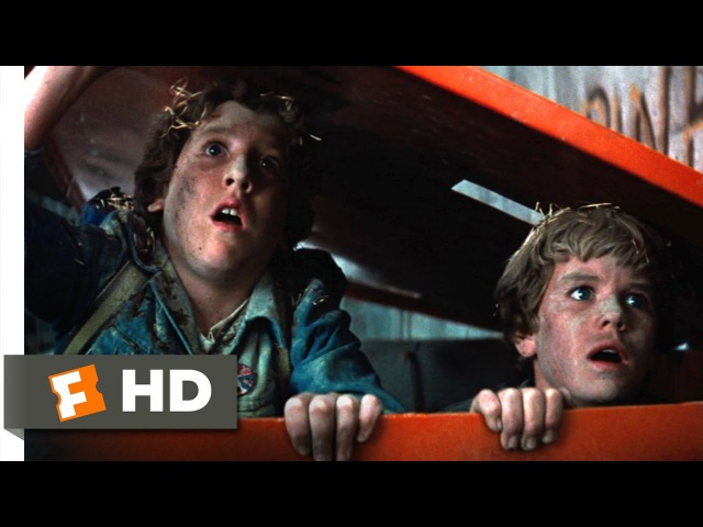 The Neverending Story 10 10 Movie CLIP Flying Falkor 1984 HD смотреть онлайн без регистрации