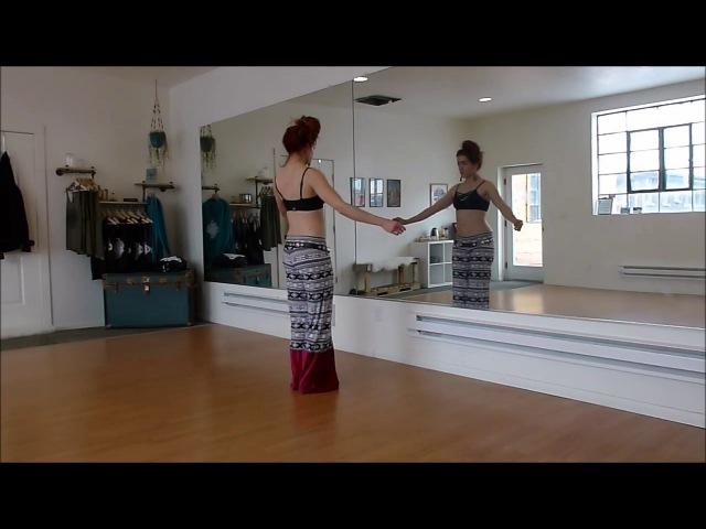 Drill Bits 5 Michelle Sorensen Fusion Belly Dance Drills