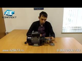 Насос для перекачки дизельного топлива DYB 100 220в