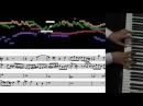 Bach, Contrapunctus 9, Art of Fugue (Kunst der Fuge)