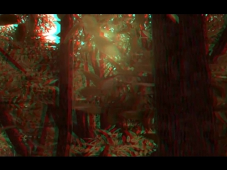 Fallout 3D - Anaglyph 3D (red_cyan) Movie (3д анаглиф)