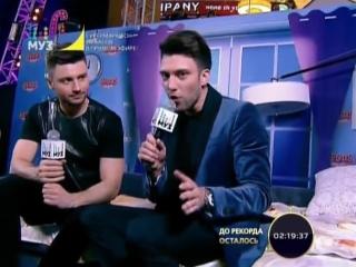 Шоу в Вегасе 20 лет Муз-ТВ 2016.11.20 интервью Сергея Лазарева