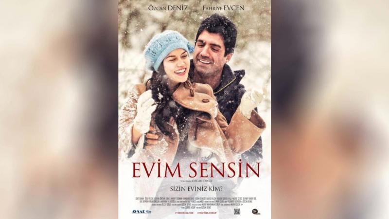 Ты мой дом 2012 Evim Sensin