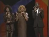 Whitney Houston   Gary Houston   Cissy Houston - Wonderful Counselor - AMA 1988