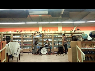Melloway- Moby Dick (Led Zeppelin) Live in Atrium